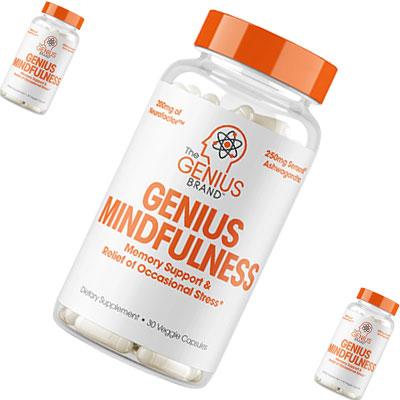 Does Genius Mindfulness Contain Caffeine