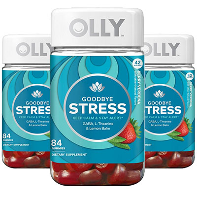 How Long Do Olly Stress Gummies Last In Your System