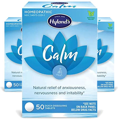 Hylands Calm Review