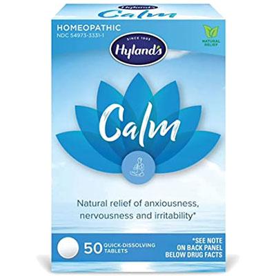 Hylands Calm Reviews