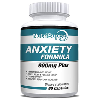 Nutrisuppz Anxiety Formula Reviews
