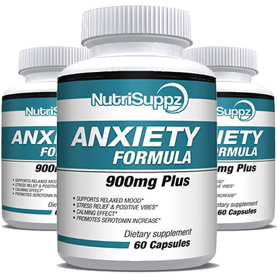 Nutrisuppz Anxiety Formula Side Effects