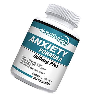 Nutrisuppz Anxiety Formula