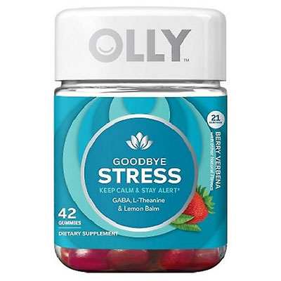 Olly Stress Gummies Reviews