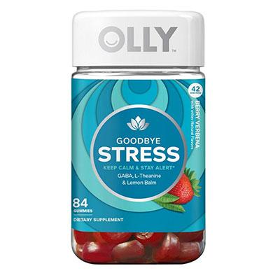 Olly Stress Gummies Side Effects