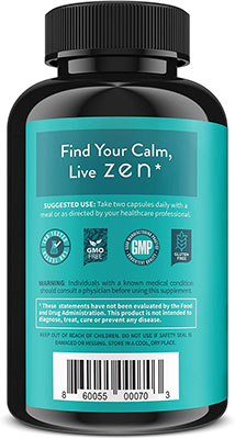 Zen Anxiety Side Effects