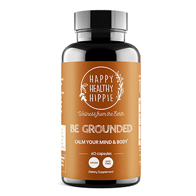 Happy Healthy Hippie Be Grounded Review