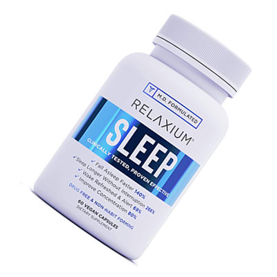 Relaxium Side Effects