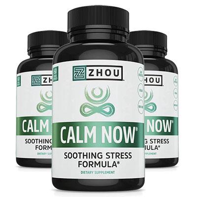 Zhou Calm Now Reviews