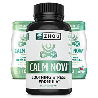Zhou Calm Now Side Effects